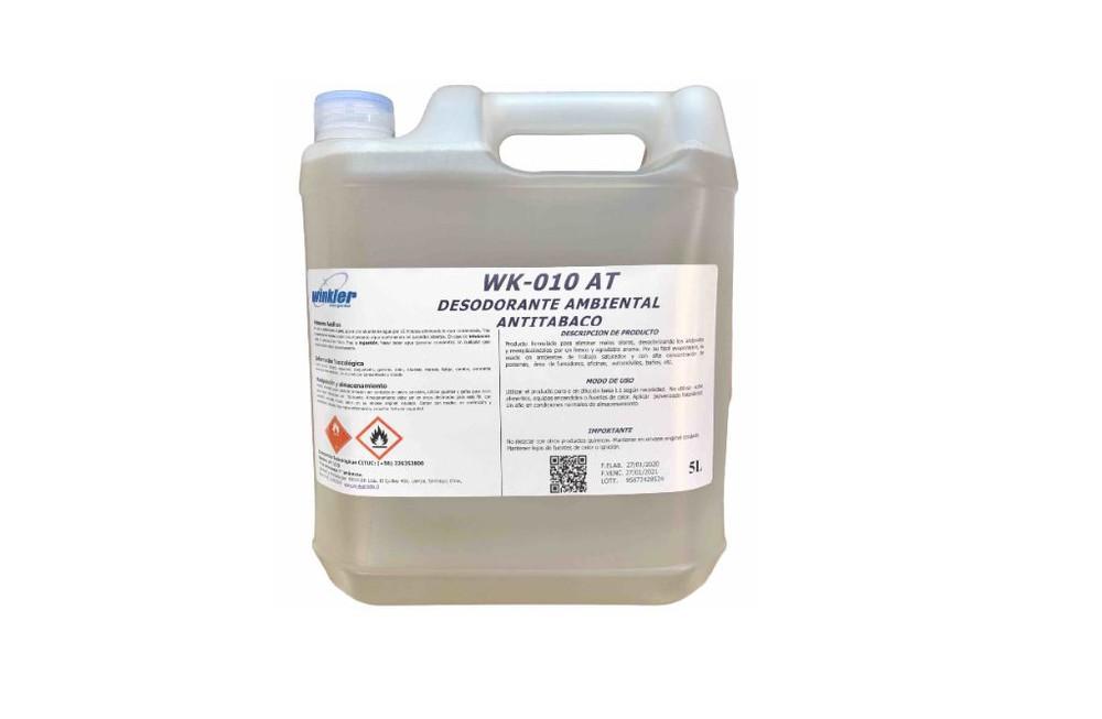 Desodorante Ambiental Antitabaco