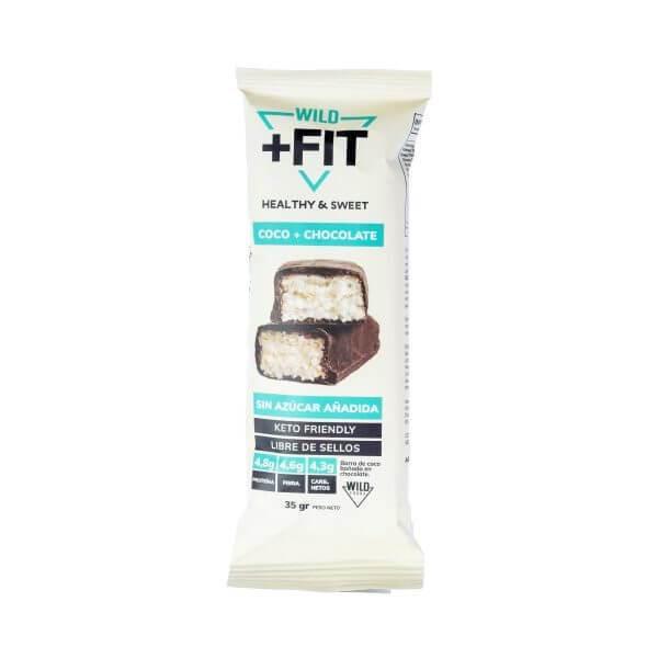 Barrita wild fit coco chocolate 35 GR