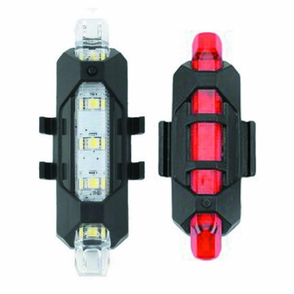 Combo de luces para ciclismo Unidad