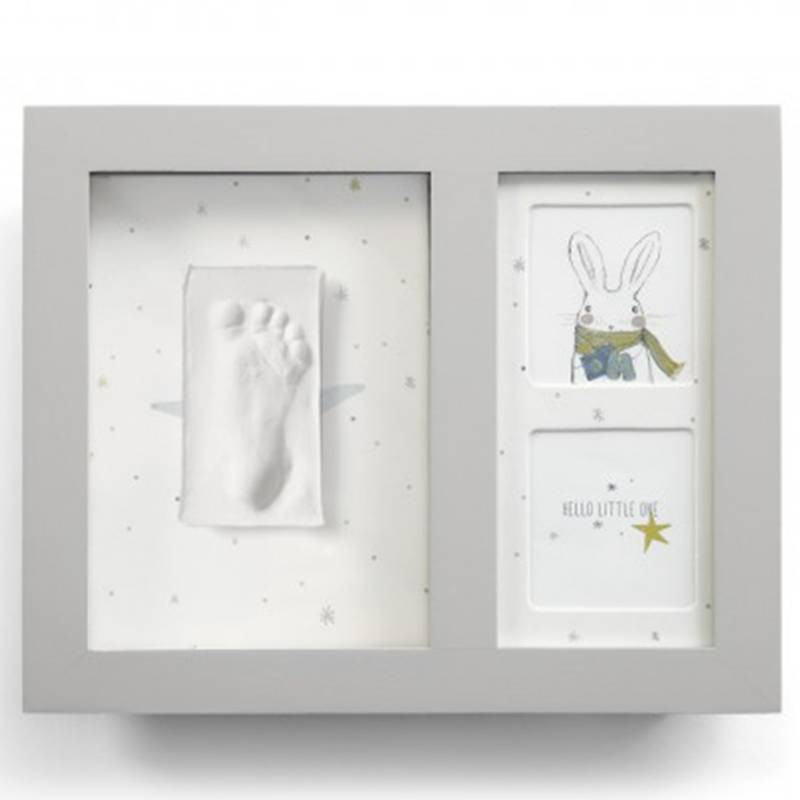Marco y kit de impresion (imprint kit frame - grey) 1