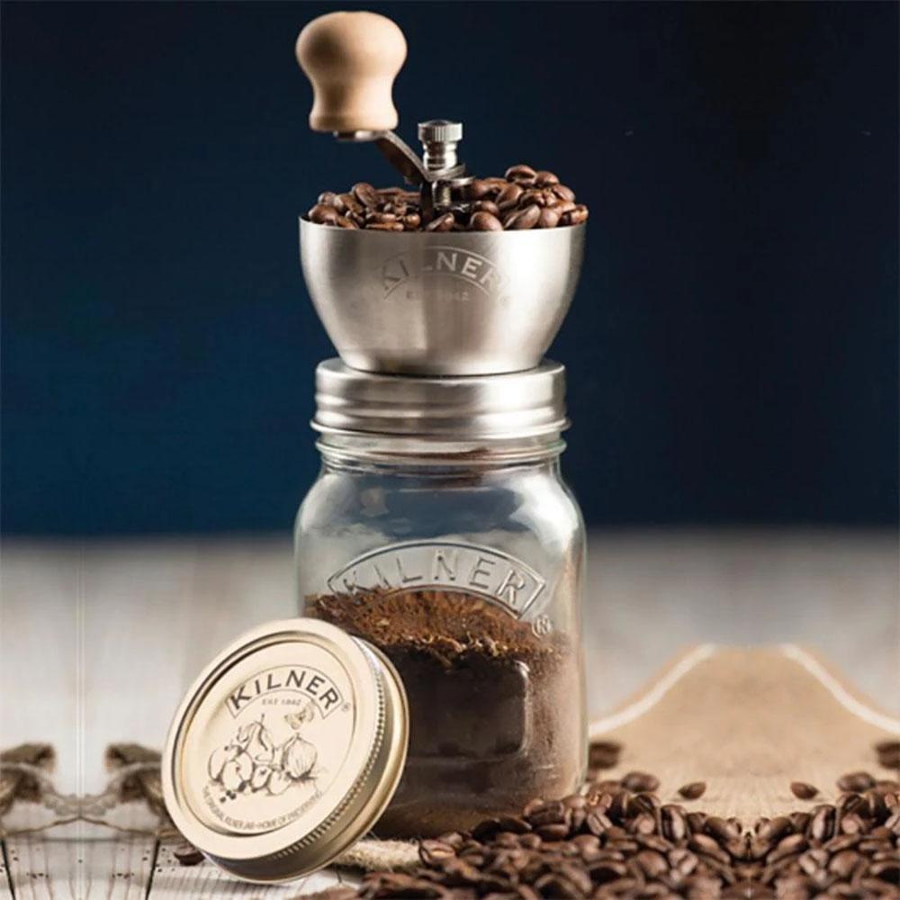 Set molinillo café