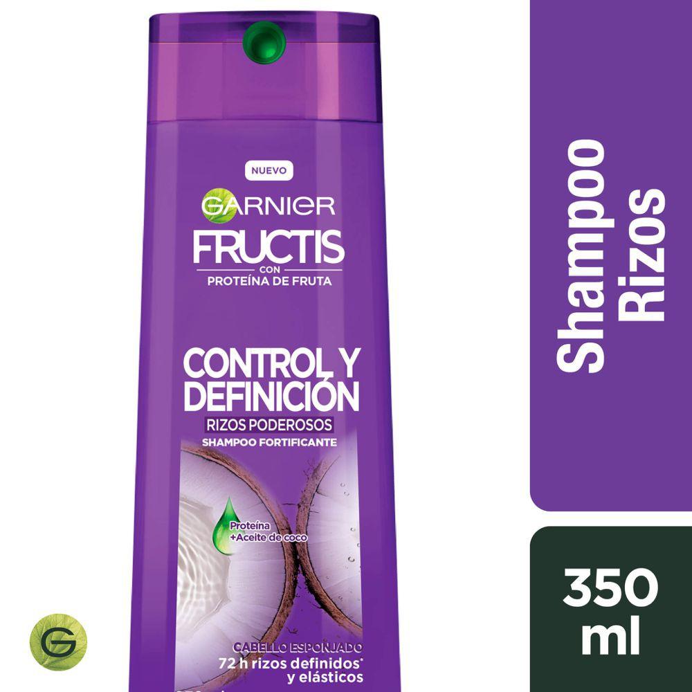 Shampoo rizos poderosos