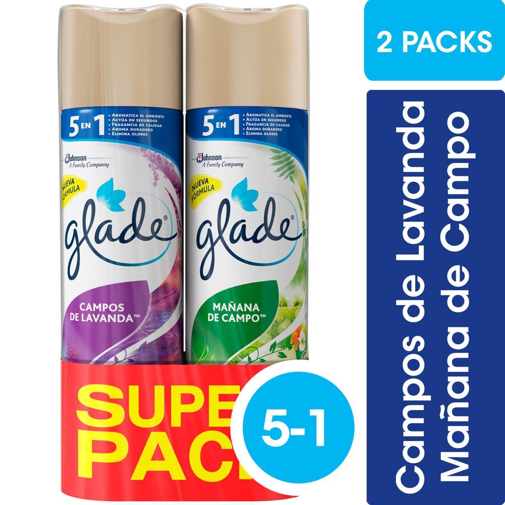 Desodorante ambiental mix variedades
