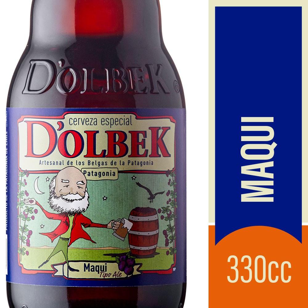 Cerveza maquí Botella 330 ml