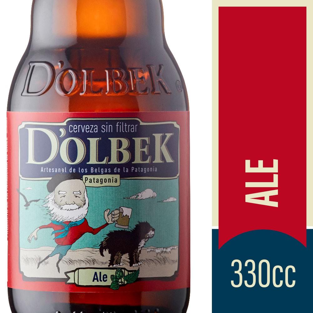 Cerveza ale Botella 330 ml