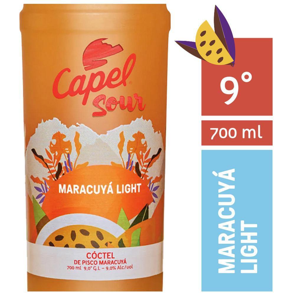 Maracuyá light 9°
