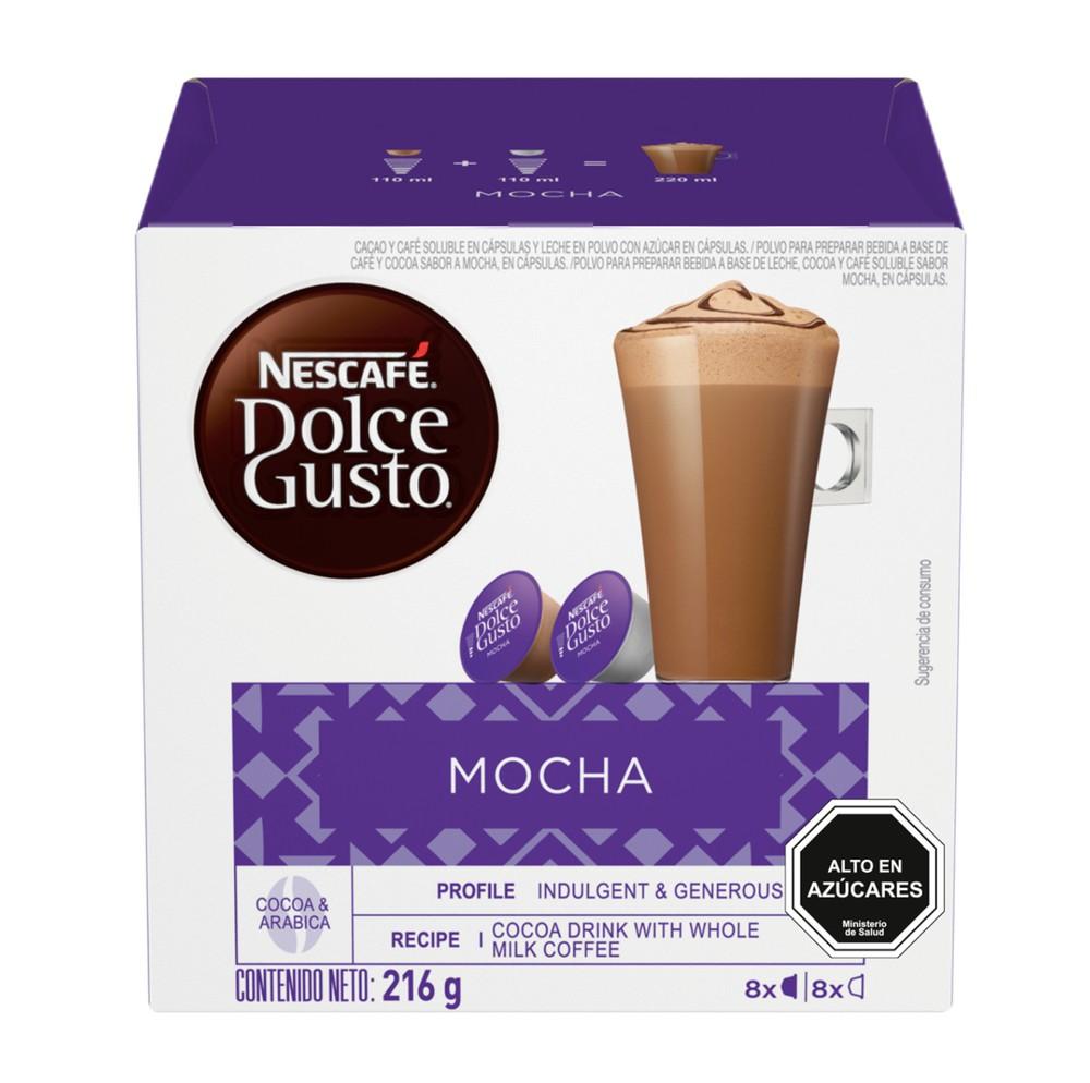 Café instantáneo mocha