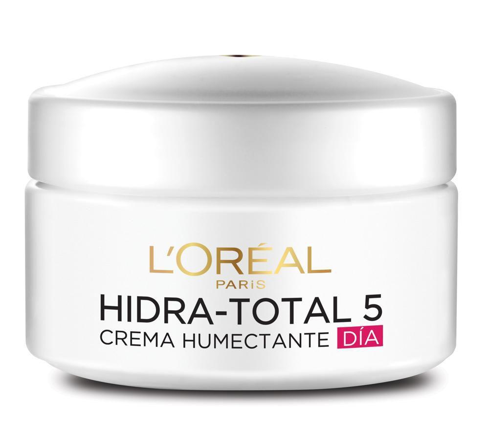 Crema facial de día hidratante hidra-total 5