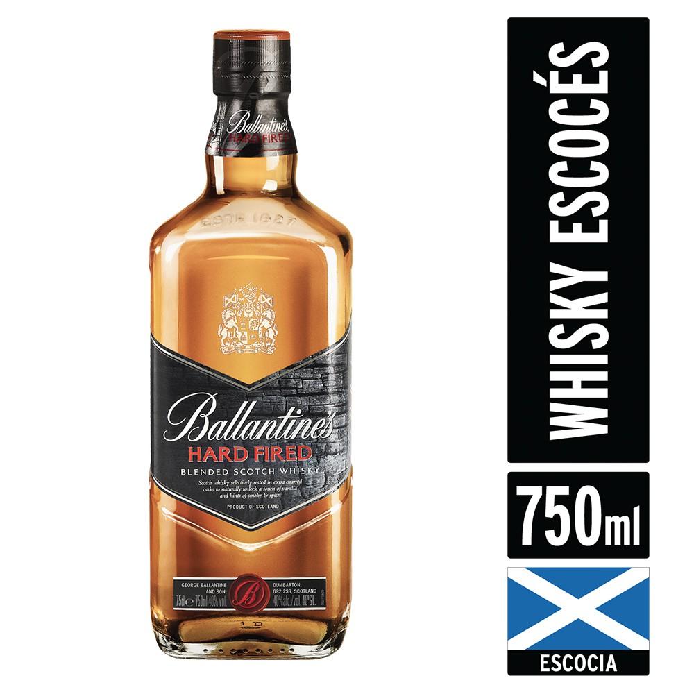 Whisky Hard Fired
