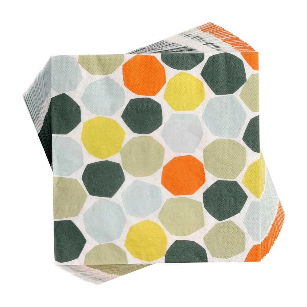 Set servilletas papel diseño