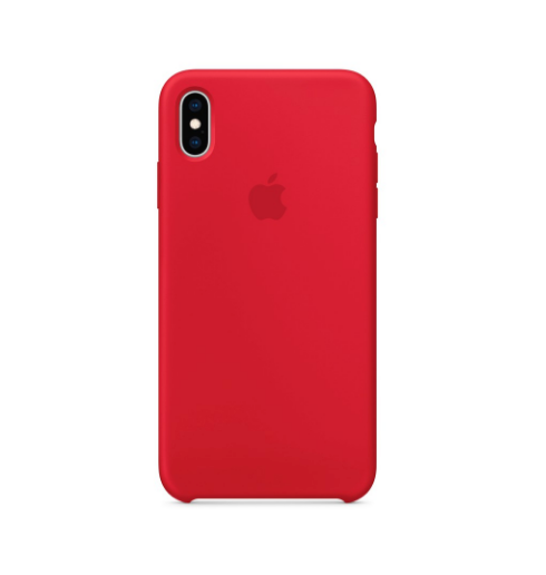 Carcasa color rojo iPhone xs