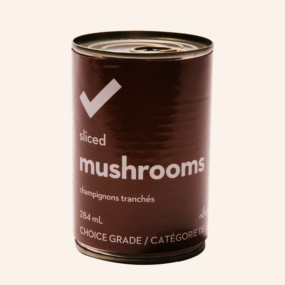 Mushroom Sliced