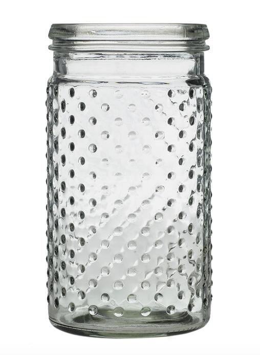 "Hobnail Vase - Medium 4"" x 7.5"""