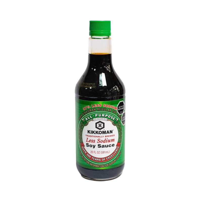 Salsa soya Lite Botella 591 ml