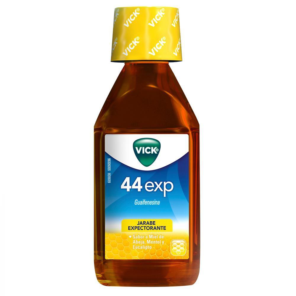Jarabe para la tos expectorante 44 miel, mentol y ecucalipto
