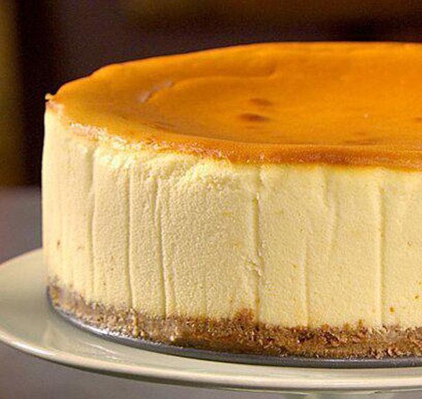 """New york cheesecake 8"""""""