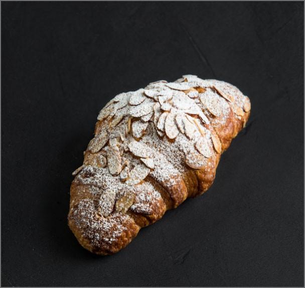 Small almond croissant