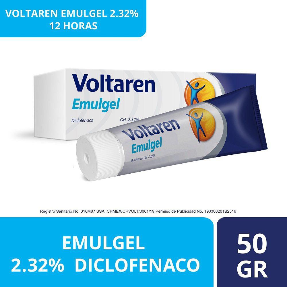 Emulgel triple efecto Diclofenaco 1.16%