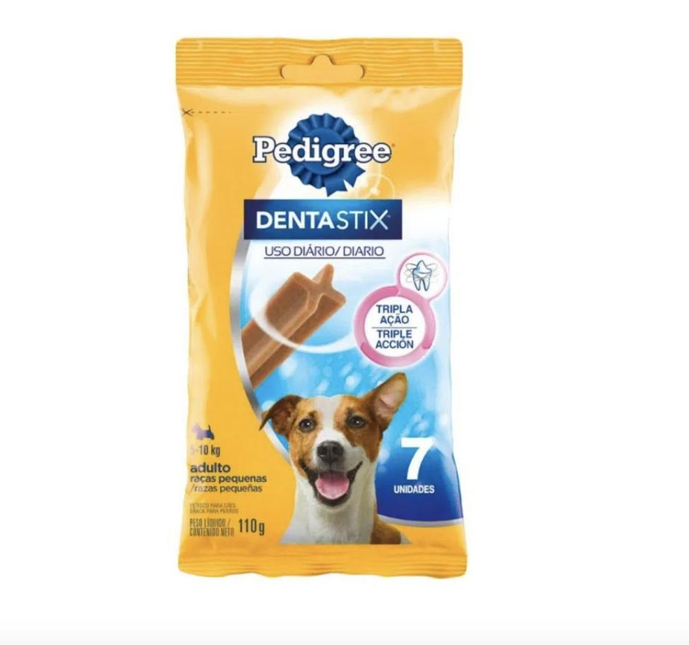 Snack para perros Dentastix razas pequeñas