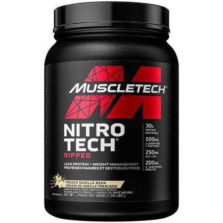 Nitrotech Ripped Whey Protein Powder