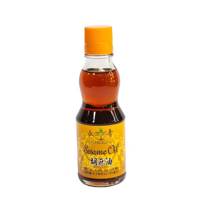 Aceite de sésamo puro Botella de 185ml
