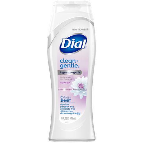 Clean + Gentle Waterlily Body Wash