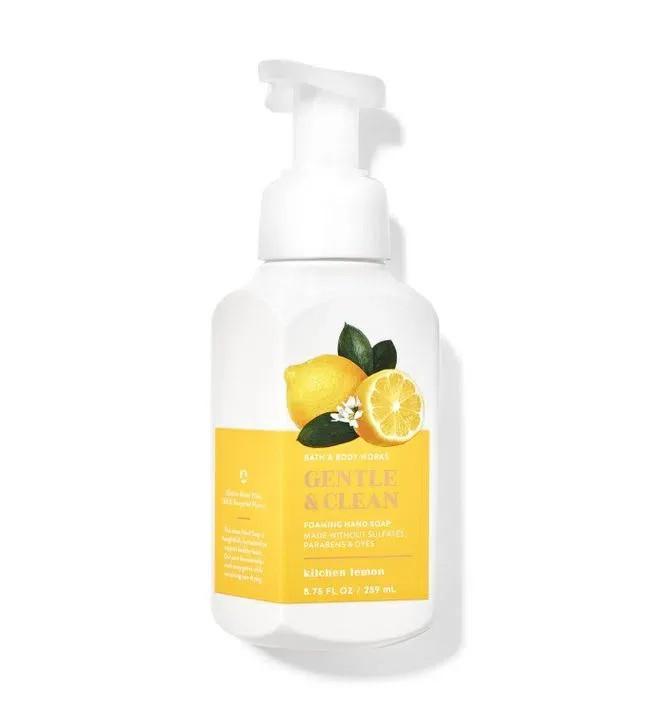 Jabón De Manos Kitchen Lemon Gentle & Clean