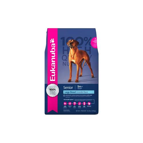 Alimento para perro senior +7 años raza grande, 13,6 kgs
