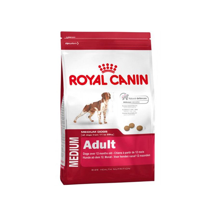 Royal Canin Alimento para perro adulto raza mediana, 15 kgs