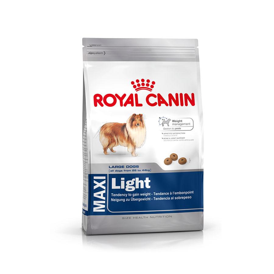 Royal Canin Adulto Maxi Light