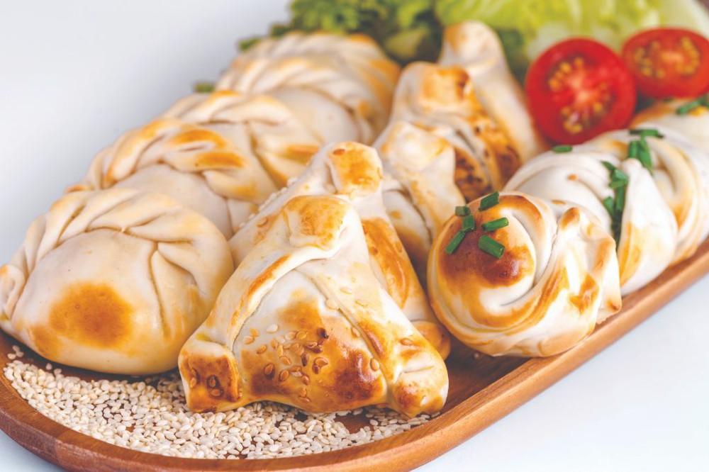 Empanada Horno cóctel Queso Ciboulette 10 Unidades