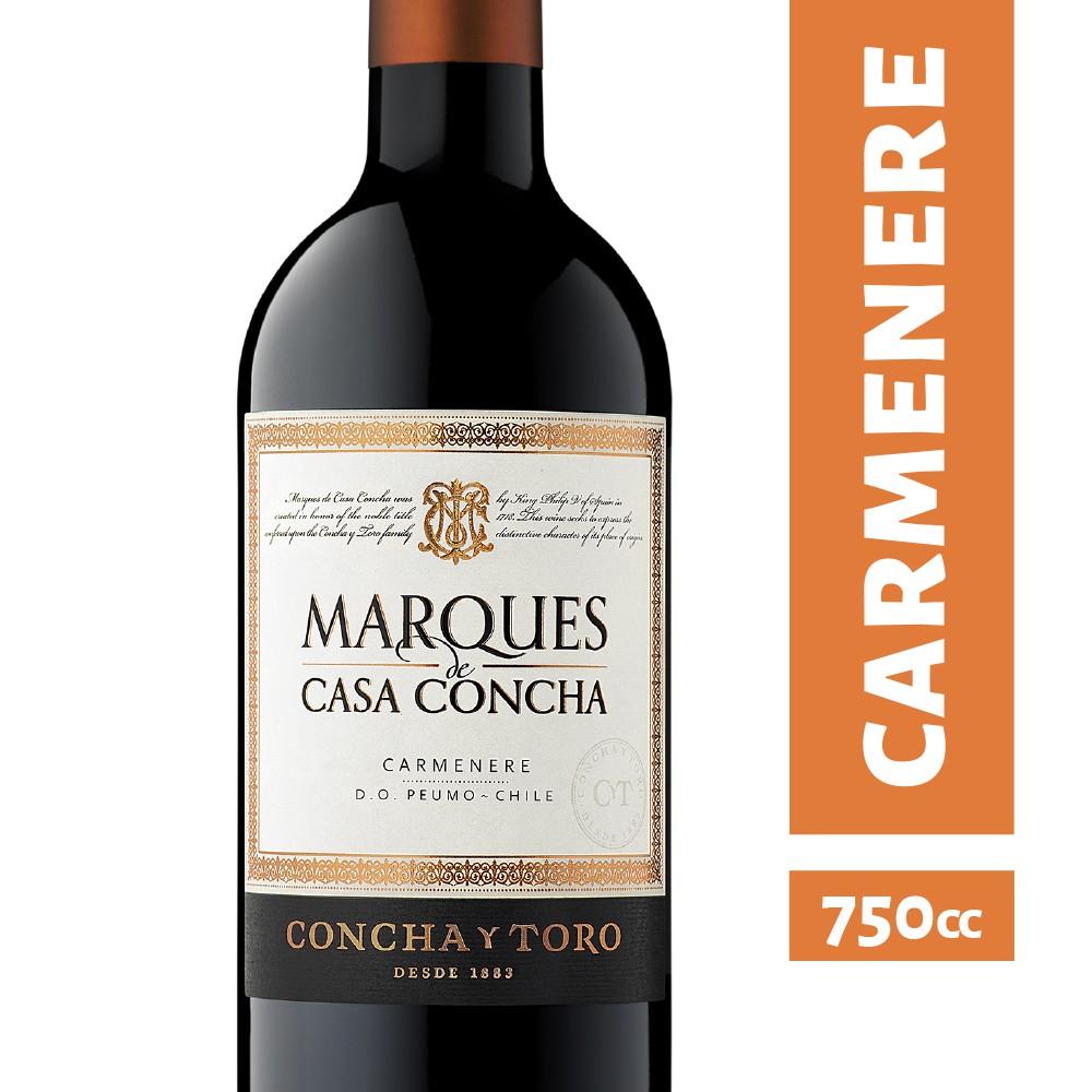 Vino Marqués De Casa Concha carmenere