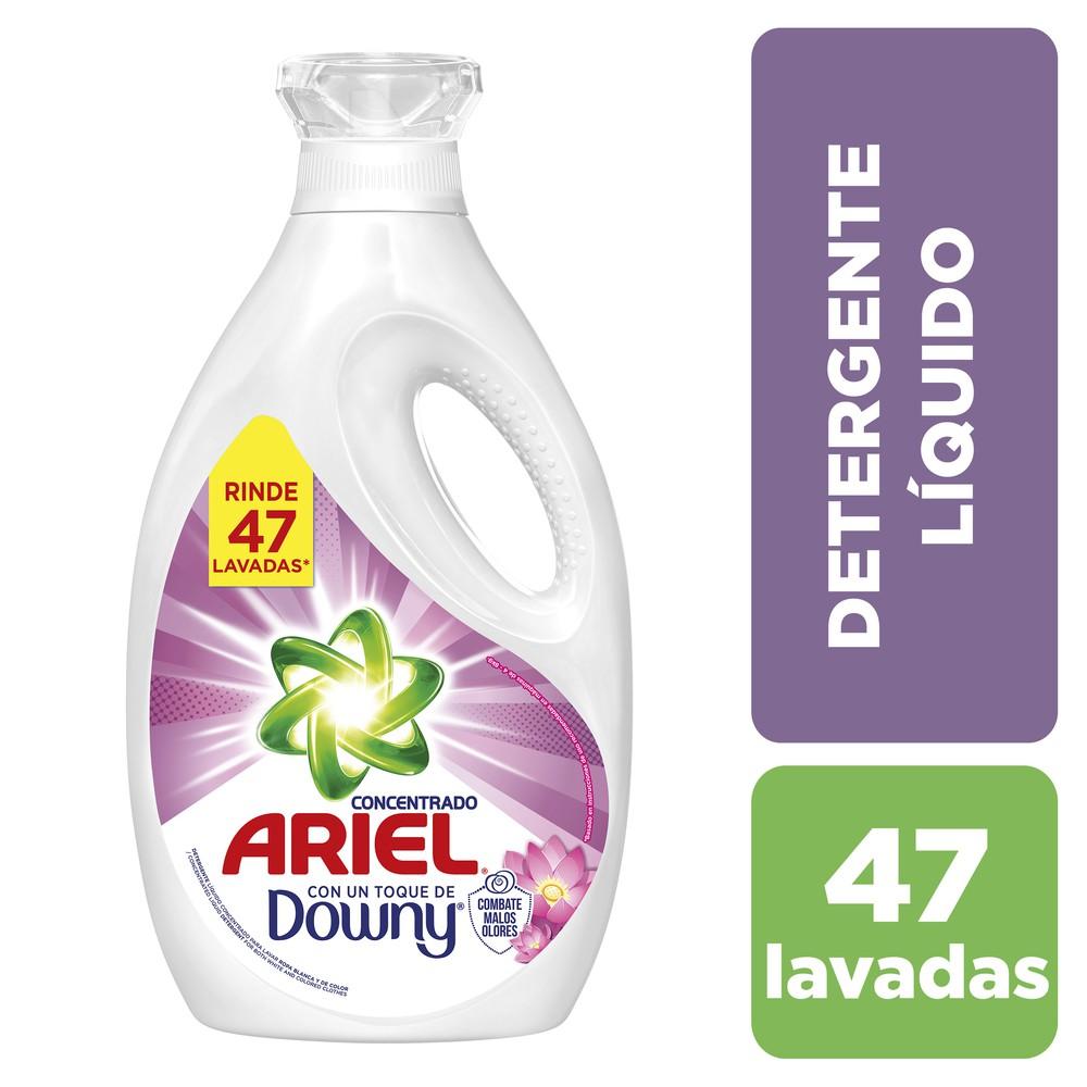 Detergente líquido concentrado toque Downy