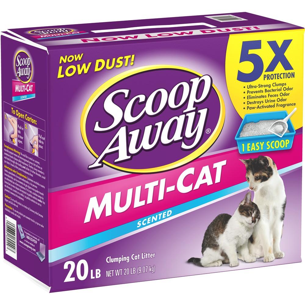 Arena para gatos aglutinante Caja 9.07 kg