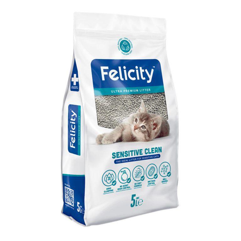 Arena sanitaria felicity sensitive clean