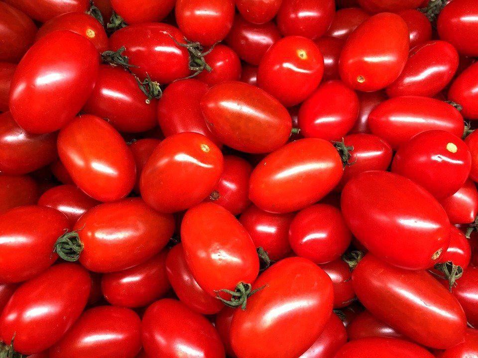 Tomate cherry angel Kg