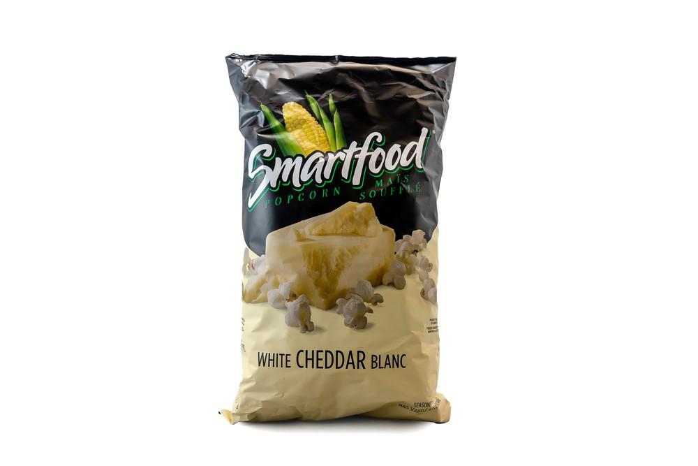 Popcorn white cheddar
