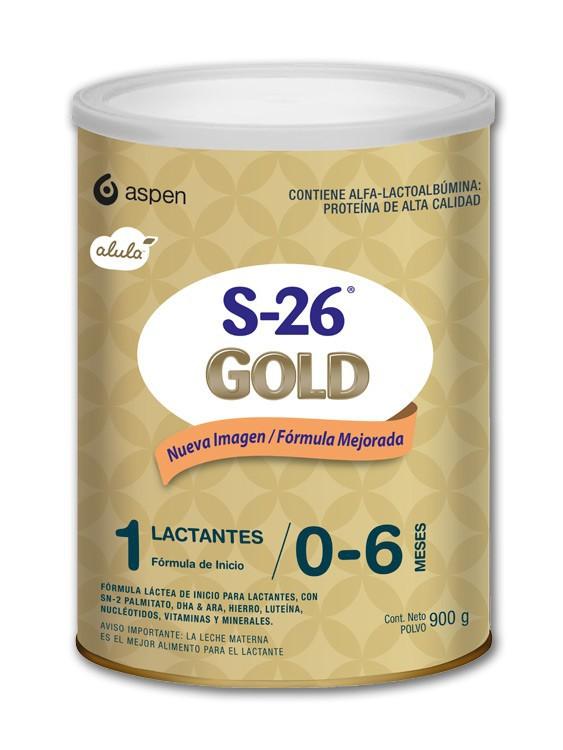Fórmula láctea Gold para lactantes 1