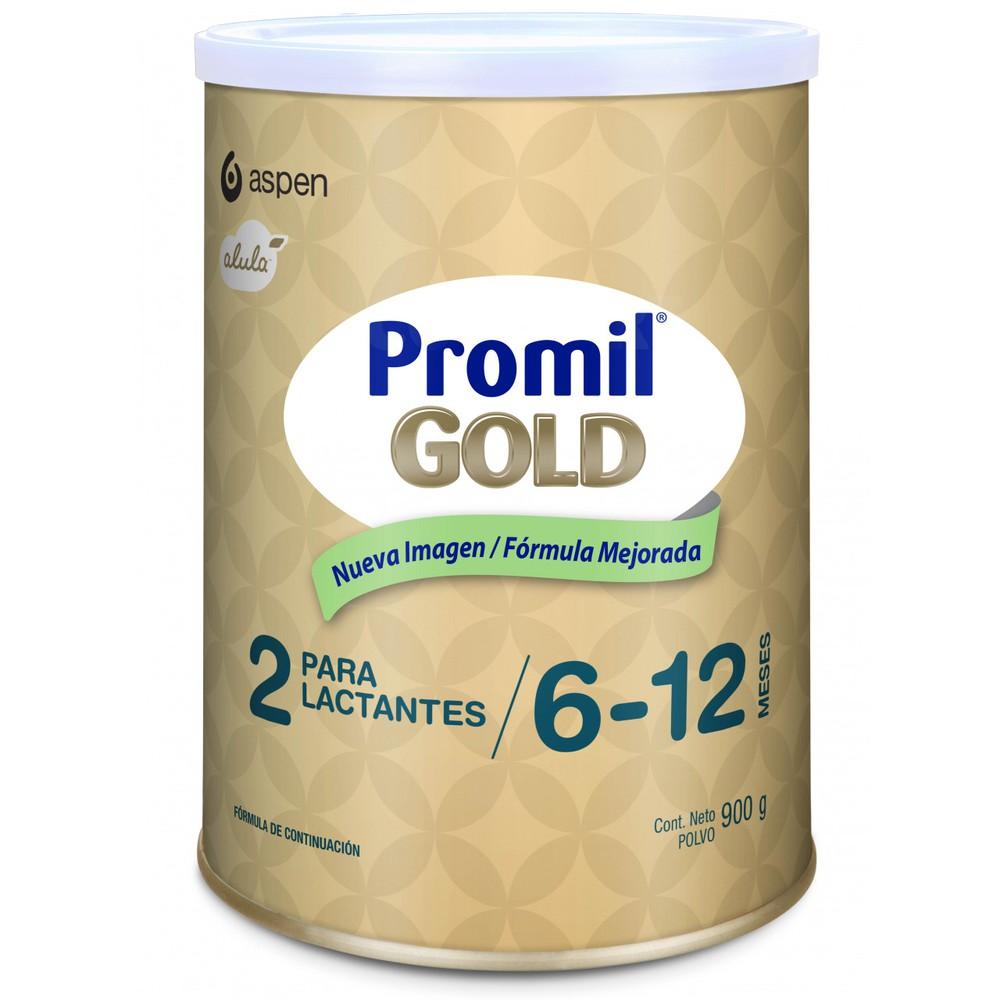 Fórmula láctea Gold para lactantes 2