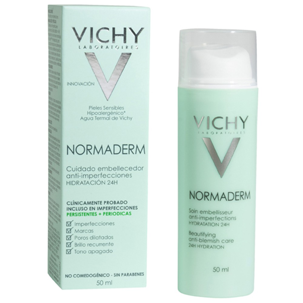Crema Vichy Normaderm Anti Imperfecciones Vichy 50 Ml A Domicilio Cornershop By Uber Chile