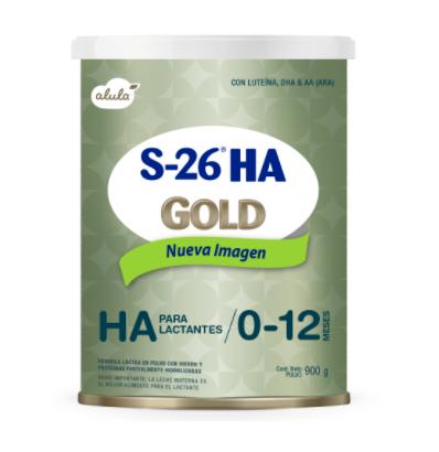 Fórmula H.A Gold especial