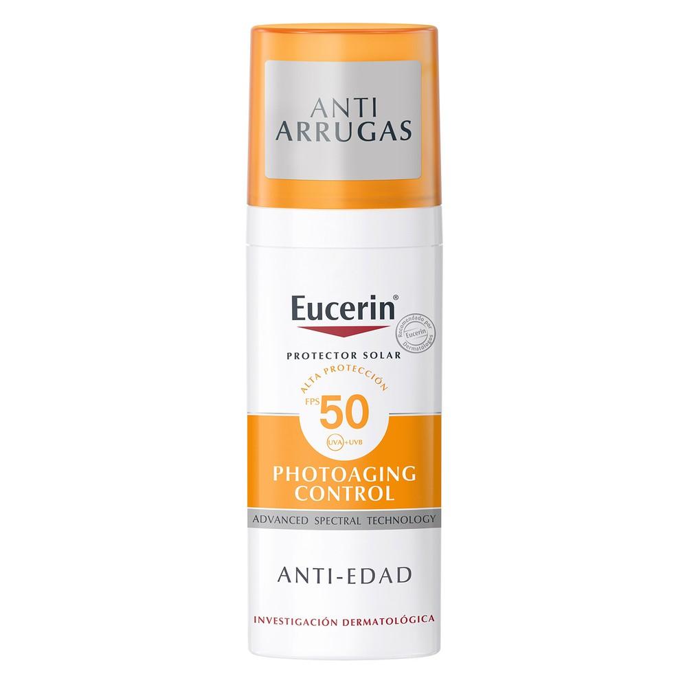 Protector solar sun fluid antiedad fps50