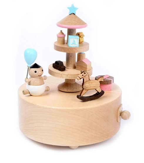 Cajita musical wooderful life baby toys Bolsa de 200g