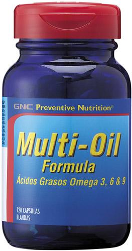 Multi oil GNC Usa