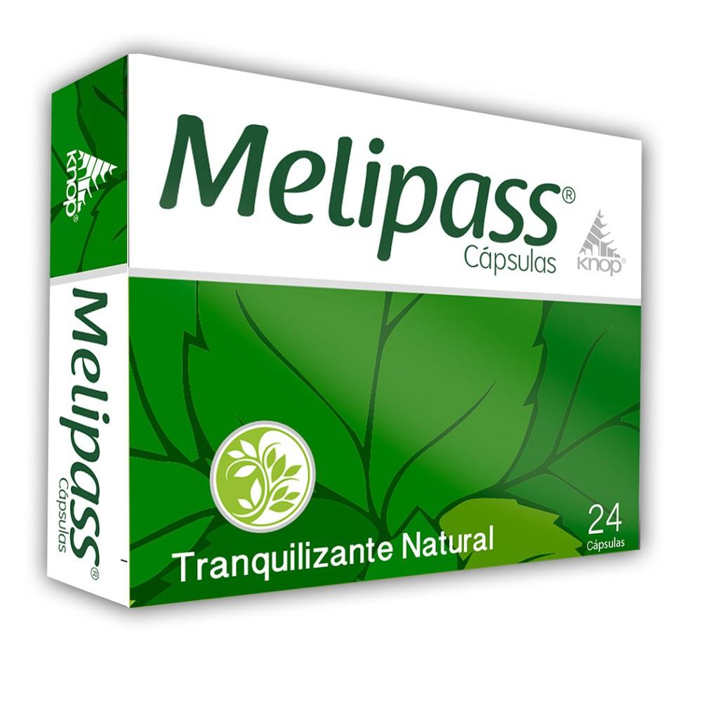 Melipass Capsulas 24 Capsulas
