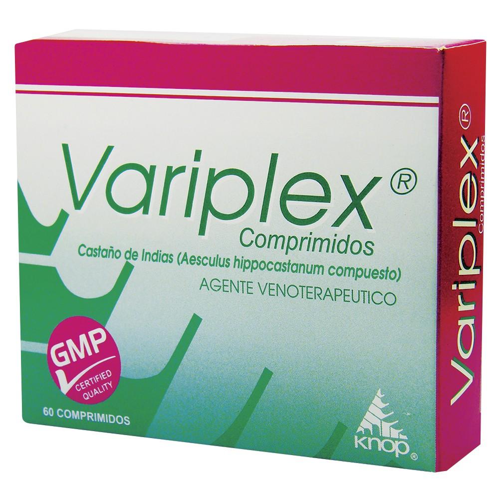 Variplex Comprimidos 60 comprimidos