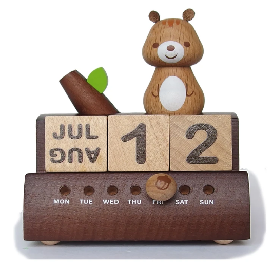 Wooderfull ife - squirrel on branch cajita musical calendario bolsa de 500g