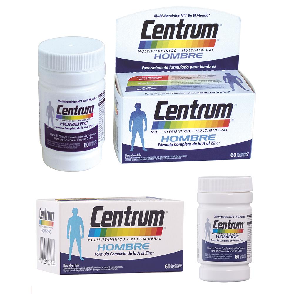Centrum hombre