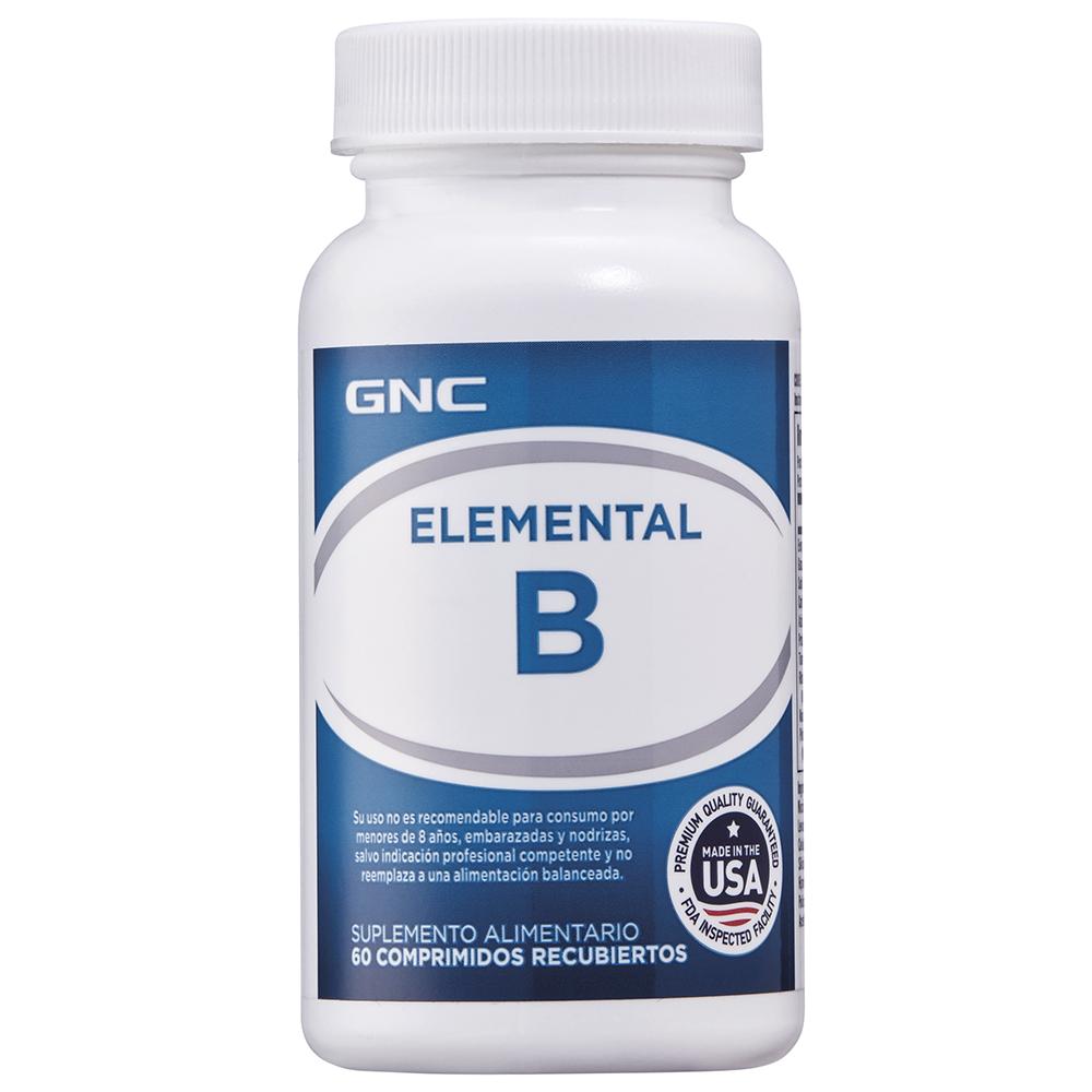 Gnc chile elemental b