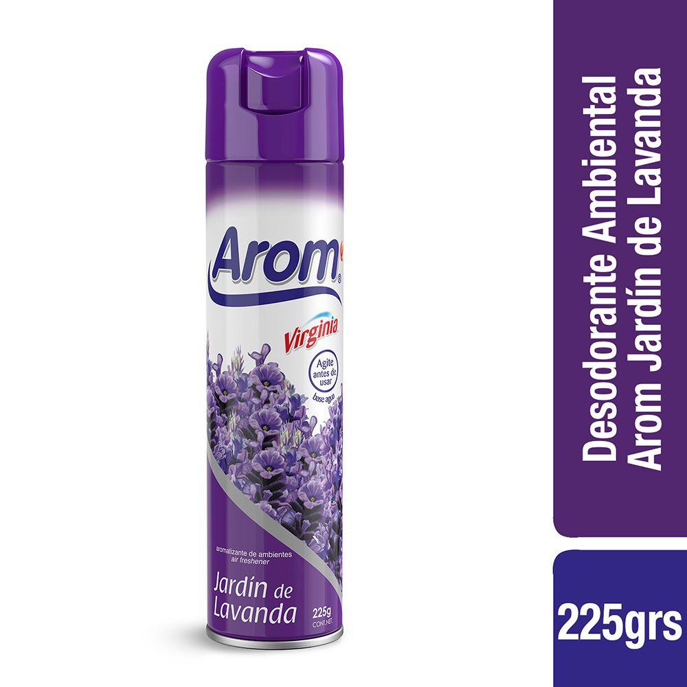 Desodorante ambiental jardín de lavanda